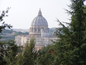 Dome of St. Peter's Basilica
