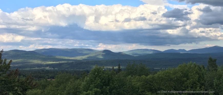 Androscoggin River valley NH