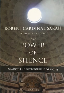 "Cover photo from book ""The Power of Silence by Sarah and Diat; design by Roxanne Mei Lum"